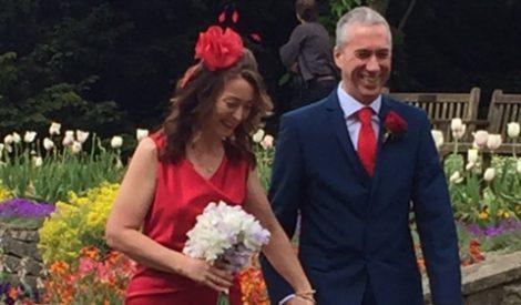 Deborah and Andys Wedding