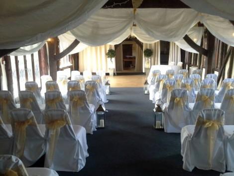 Dressing Barn Wedding