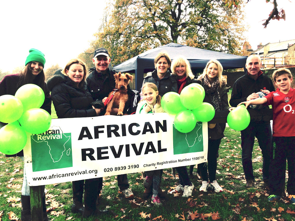 Four mile charity walk for one of our fave charities - African Revival.  Accompanied by 3 dogs and numerous deer.  All called fun and a great success!