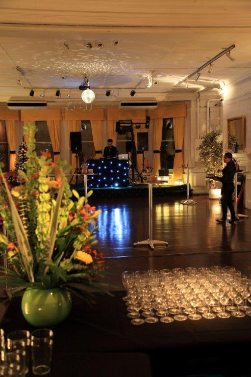 Events by Complete Bliss