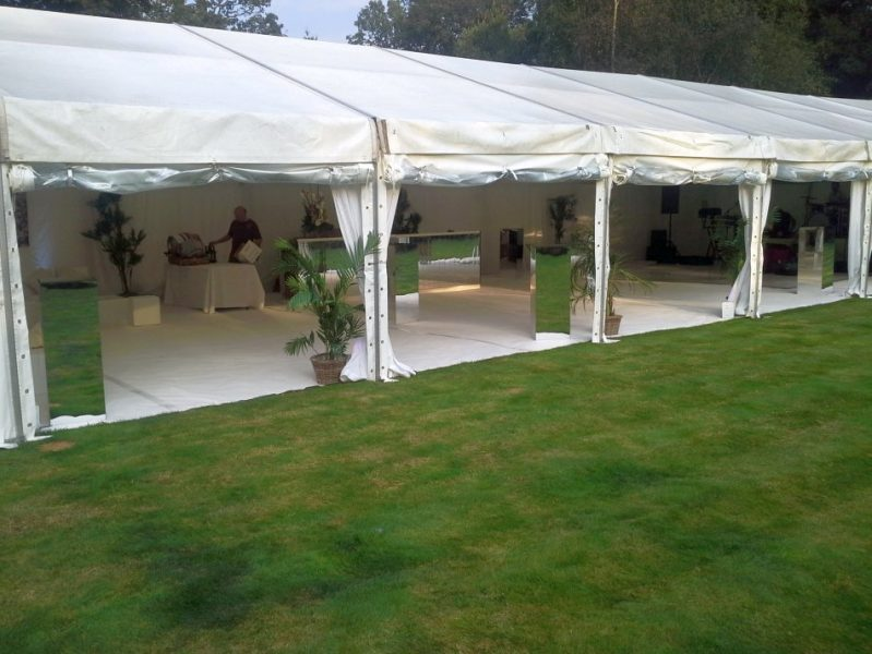 Amazing White Marquee