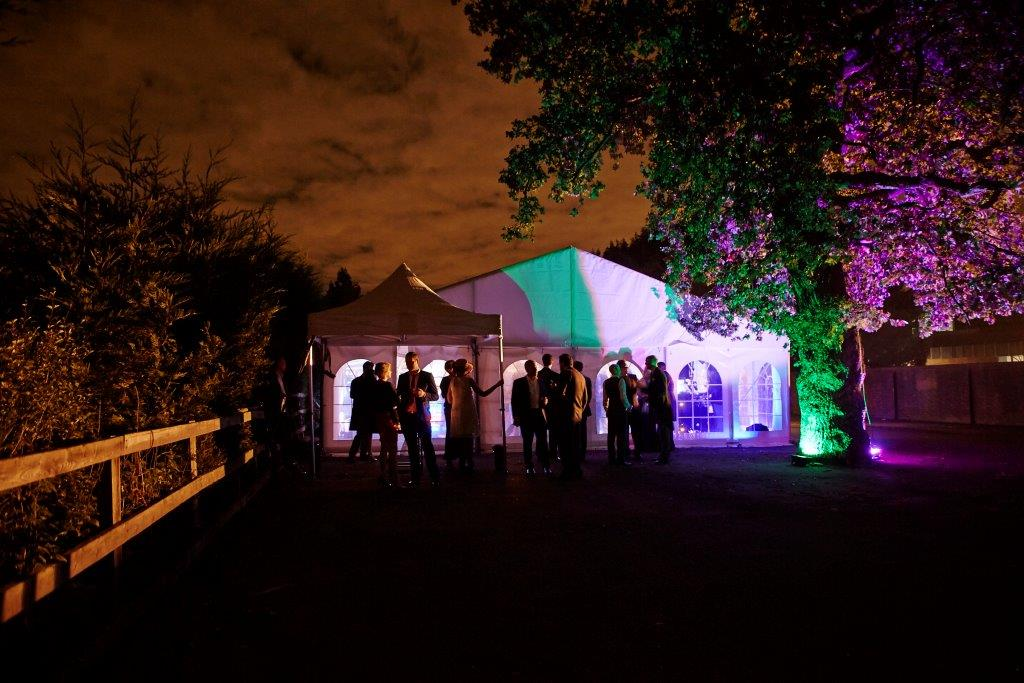 Beautiful Party Marquees