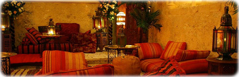 Arabian themed events by Complete Bliss