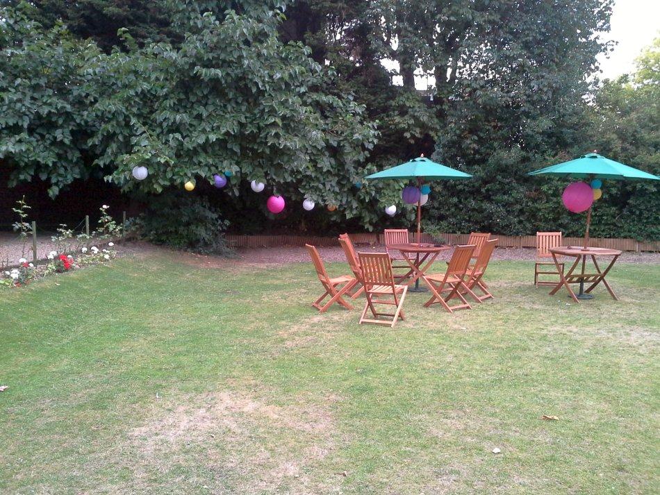 Winchester House Garden
