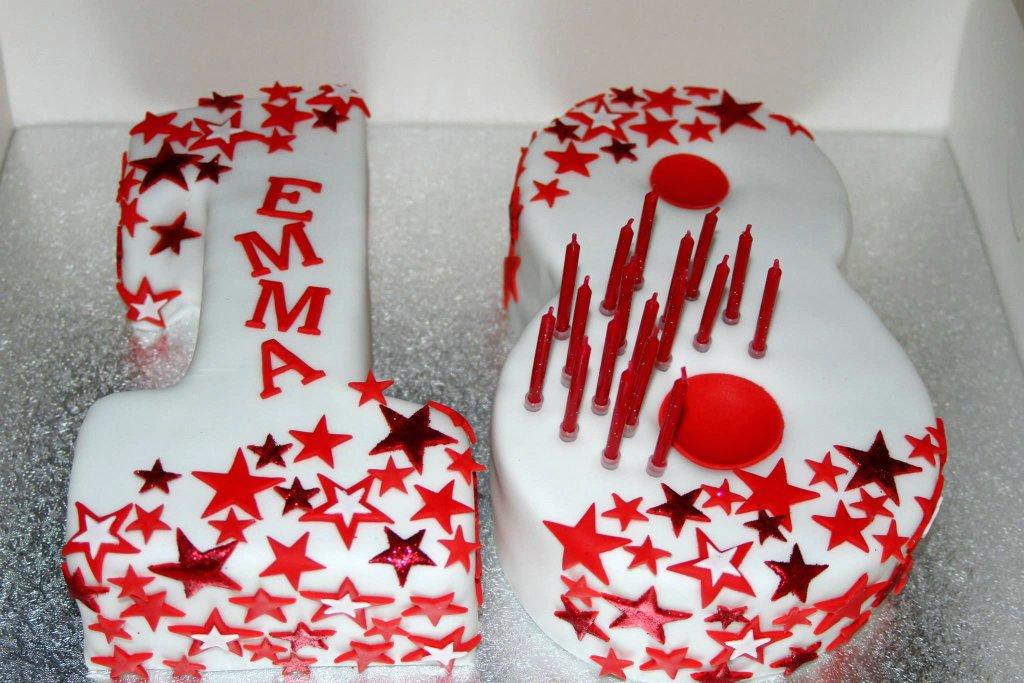 The 18th Birthday Cake!