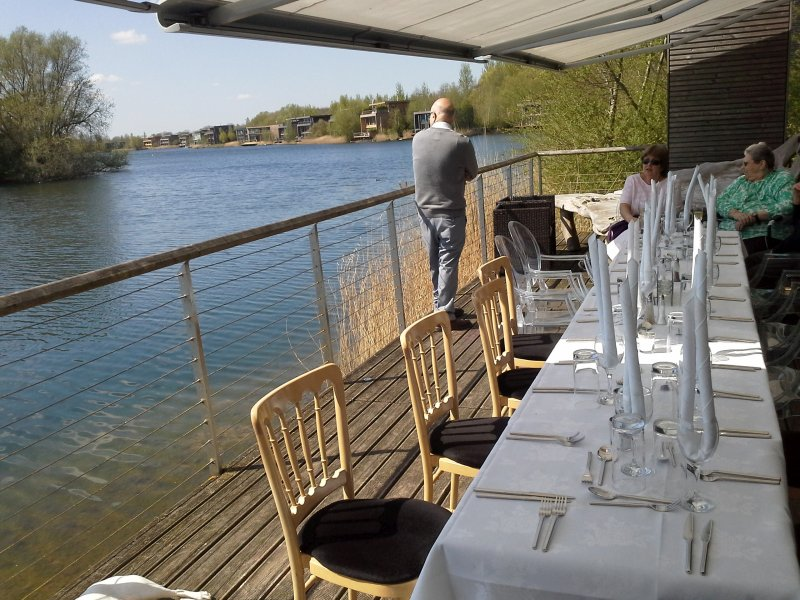 Janets 70th Birthday Lunch - Lovely Sunshine