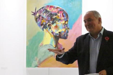 Ian Clark's Speech